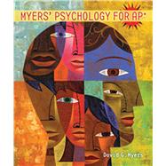 Myer's Psychology for AP by David G. Myers, 9781429244367