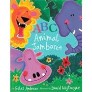 ABC Animal Jamboree by Andreae, Giles; Wojtowycz, David, 9781589254367