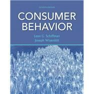 Consumer Behavior by Schiffman, Leon G.; Wisenblit, Joseph L., 9780132544368