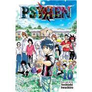 Psyren, Vol. 16 by Iwashiro, Toshiaki; Iwashiro, Toshiaki, 9781421564371