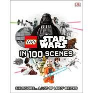 Lego Star Wars in 100 Scenes by DK Publishing, 9781465434371