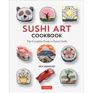 Sushi Art Cookbook by Kawasumi, Ken, 9784805314371