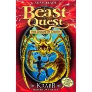 Beast Quest: 25: Krabb Master of the Sea by Blade, Adam, 9781408304372