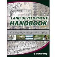 Land Development Handbook by Dewberry & Davis, 9780071494373