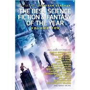 The Best Science Fiction and Fantasy of the Year by Strahan, Jonathan, 9781781084373
