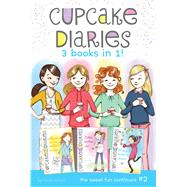 Cupcake Diaries 3 Books in 1! by Simon, Coco; Halpin, Abigail, 9781481484374