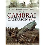 The Cambrai Campaign 1917 by Rawson, Andrew, 9781526714374
