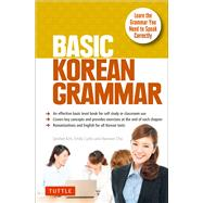 Basic Korean Grammar by Kim, Soohee; Curtis, Emily; Cho, Haewon, 9780804844376
