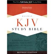 KJV Study Bible, Turquoise Mother?s Edition LeatherTouch by Unknown, 9781433614378