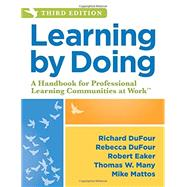 Learning by Doing by Dufour, Richard; DuFour, Rebecca; Eaker, Robert; Many, Robert; Mattos, Mike, 9781943874378