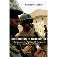 Interpreters of Occupation by Campbell, Madeline Otis, 9780815634379