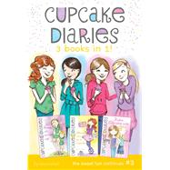 Cupcake Diaries 3 Books in 1! by Simon, Coco, 9781481484381