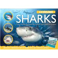 3-D Explorer: Sharks by Bright, Michael, 9781626864382