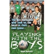 Playing With the Boys by Mckevitt, Niamh, 9781909534384
