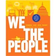 We the People: An Introduction to American Politics (Ninth Texas Edition) by GINSBERG,BENJAMIN, 9780393124385