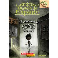 ¡El casillero se comió a Lucía! (Escuela de Espanto #2) A Branches Book by Chabert, Jack; Ricks, Sam, 9781338114386