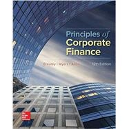 Principles of Corporate Finance by Brealey, Richard; Myers, Stewart; Allen, Franklin, 9781259144387
