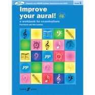 Improve Your Aural! Grade 1 by Harris, Paul; Lenehan, John, 9780571534388