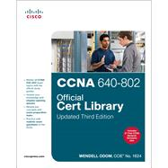 CCNA 640-802 Official Cert Library, Updated by Odom, Wendell, 9781587204388