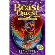 Beast Quest: 26: Hawkite, Arrow of the Air by Blade, Adam, 9781408304389