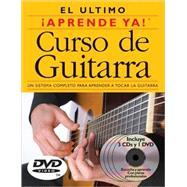 Aprende Ya! Curso de Guitarra by Lozano, Ed, 9780825634390