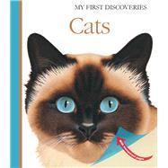 Cats by De Bourgoing, Pascale; Galeron, Henri, 9781851034390