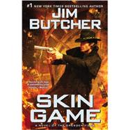 Skin Game A Novel of the Dresden Files by Butcher, Jim, 9780451464392