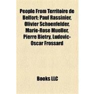 People from Territoire de Belfort : Paul Rassinier by , 9781156704394