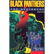 Black Panthers for Beginners by Boyd, Herb; Tooks, Lance, 9781939994394