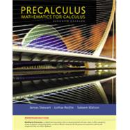 Precalculus, Enhanced Edition (with MindTap Math, 1 term (6 months) Printed Access Card) by Stewart, James; Redlin, Lothar; Watson, Saleem, 9781305884397