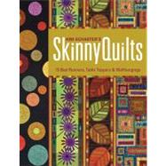 Kim Schaefer's Skinny Quilts by Schaefer, Kim, 9781607054399