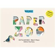 Paper Zoo by Sabini, Oscar, 9781616894399