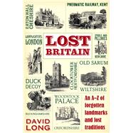 Lost Britain by Long, David, 9781782434399