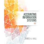 Accounting Information Systems by Hall, James A., 9781133934400