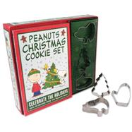 Peanuts Christmas Cookie Set Celebrate The Holidays With 50 Recipes From the Peanuts Gang by Brown, Charlie, 9781604334401