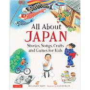 All About Japan by Moore, Willamarie; Wilds, Kazumi, 9784805314401