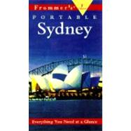 Frommer's Portable Sydney by Marc Llewellyn; Natalie Kruger; Arthur Frommer, 9780028624402