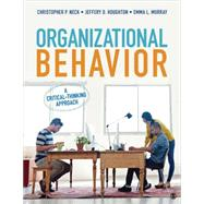 Organizational Behavior by Neck, Christopher P.; Houghton, Jeffery D.; Murray, Emma L., 9781506314402