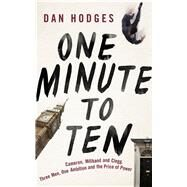 One Minute to Ten by Hodges, Dan, 9781405924405