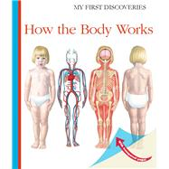 How the Body Works by Peyrols, Sylvaine; Jeunesse, Gallimard (CRT), 9781851034406