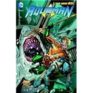Aquaman Vol. 5: Sea of Storms (The New 52) by PARKER, JEFFPELLETIER, PAUL, 9781401254407