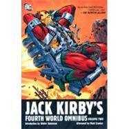 Jack Kirby's Fourth World Omnibus 2 by KIRBY, JACKKIRBY, JACK, 9781401234409