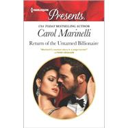 Return of the Untamed Billionaire by Marinelli, Carol, 9780373134410