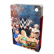 Wwe Pop Quiz Trivia Deck by Gargiulo, Eric, 9781683834410