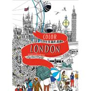 Color London by Haworth, Hennie, 9780062484413
