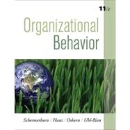 Organizational Behavior, 11th Edition by John R. Schermerhorn (Ohio University); James G. Hunt; Richard N. Osborn (Wayne State University); Mary Uhl-Bien (University of Nebraska-Lincoln), 9780470294413