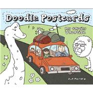 My Family Vacation Doodle Postcards by Mulford, Aja, 9781612434414