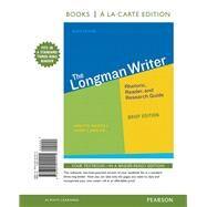 The Longman Writer, Brief Edition,  Books a la Carte Edition by Nadell, Judith; Langan, John; Coxwell-Teague, Deborah, 9780321914415