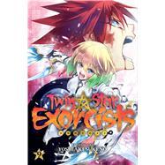 Twin Star Exorcists, Vol. 9 by Sukeno, Yoshiaki, 9781421594415
