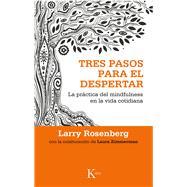 Tres pasos para el despertar: La Práctica Del Mindfulness En La Vida Cotidiana by Rosenberg, Larry, 9788499884417